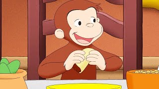Curious George 🐵Tortilla Express | Cartoons For Kids | WildBrain Cartoons