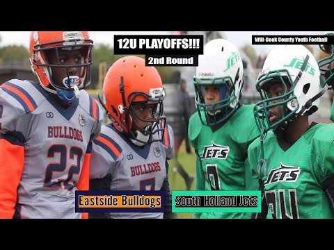 Win Or Go Home!! 12U Eastside Bulldogs vs South Holland Jets | Playoffs 2nd Round