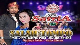 Arya Satria Ft. Deviana Safara - Salah Tompo - [Official Video Live]