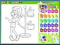 Polly Pocket Games For Girls - Girl Coloring Games