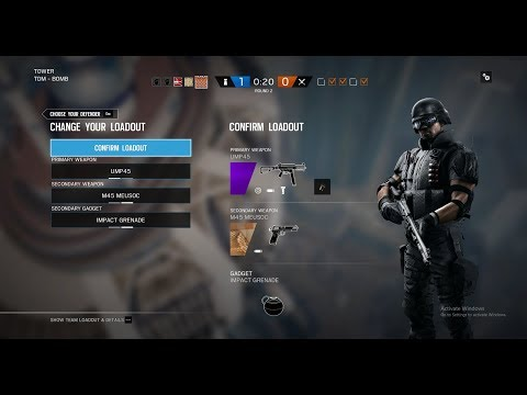 Siege Operator edit: EP10, Castle