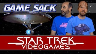 Star Trek Videogames - Game Sack