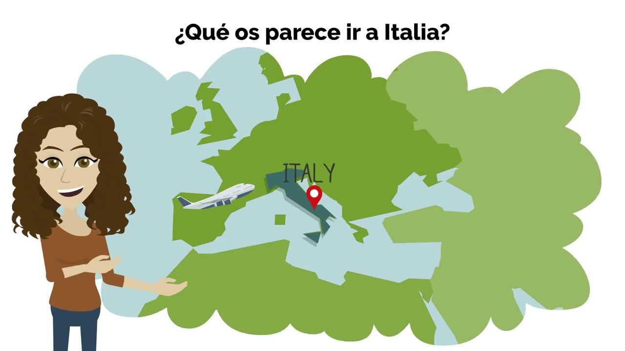 Conversaciones de familia en español - Planeando las vacaciones