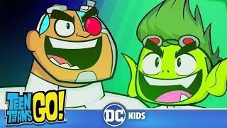 Teen Titans Go! en Español | La ciencia puede hacerlo todo