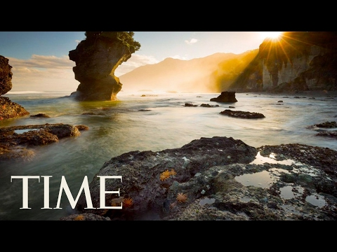 New Zealand Might Be Part Of A Lost Underwater Continent | TIME