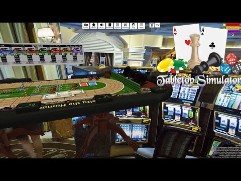 Doing random games (Tabletop Simulator) |
