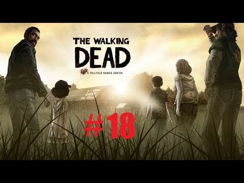 The Walking Dead part 18: One step forward, two steps back