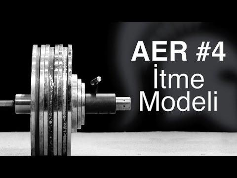[AER] #4 - İtme Modeli: Şınav, Bench Press Ve Overhead Press Nasıl Yapılır?