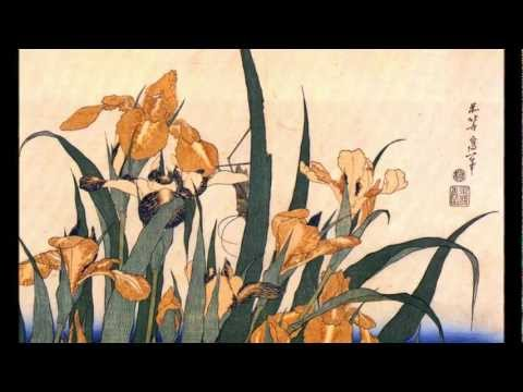 Japanese Traditional Music and Beautiful Paintings