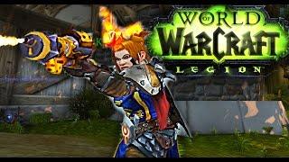ММ Хантер??? Обзор как играть World of Warcraft обновление 7.0.3 Legion.