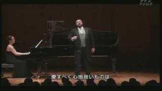"Video Joseph Calleja sings ""Ombra Mai Fu"" in Tokyo download MP3, 3GP, MP4, WEBM, AVI, FLV November 2018"