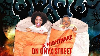 A NIGHTMARE ON ONYX STREET! - Shiloh And Shasha - Onyx Kids