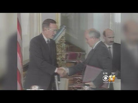 SMU Professor: President Bush 41 helped prevent world meltdown