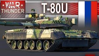 T-80U - termowizja w praktyce - War Thunder