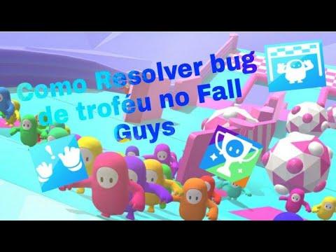 Download Como resolver bug de todos os troféus do Fall guys