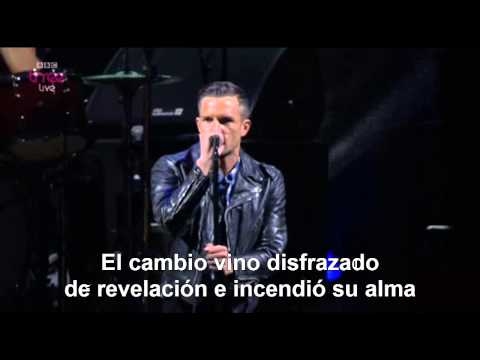 The Killers - A Dustland Fairytale (subtitulado) T In The Park 13