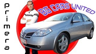 Nissan Primera P12 Ревю | Продажба | BG CARS UNITED