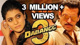 51 Interesting Facts : Dabangg 3 (2018) |  | Salman Khan, Kajol, Sonakshi | T-series