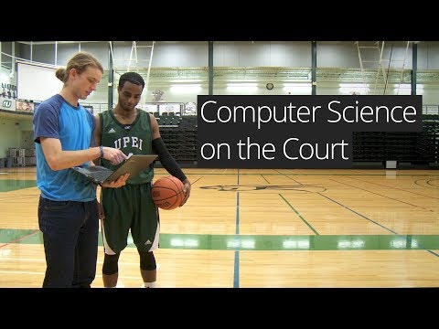 Computer Science on the Court