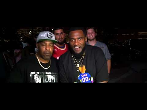 Mike D. of the SUC  Documentary The Drank Man