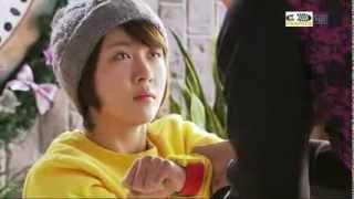 El Beso de Kim Joo Won y Gil Ra Im