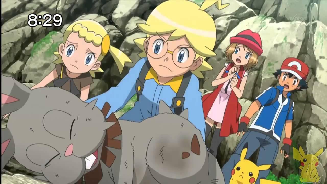 Pokémon XY&Z Episode 10 Second Preview - YouTube