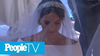 Meghan Markle's Wedding Dress Is Absolutely Stunning | PeopleTV