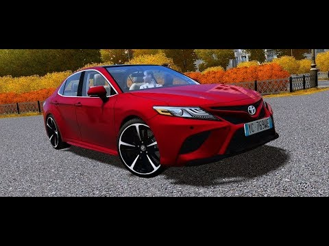 City Car Driving 1 5 Toyota Camry 2018 By Sasha161rus Day Drive