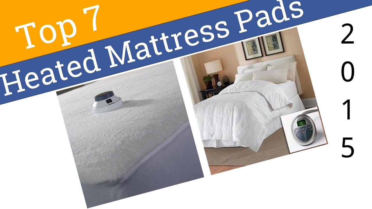 7 best heated mattress pads