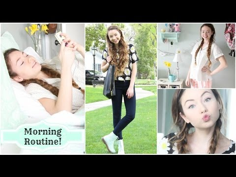 Morning Routine: Spring 2014!