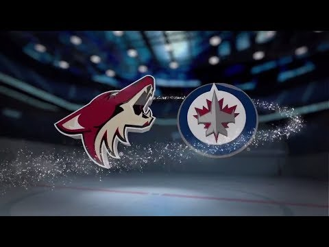 Arizona Coyotes vs Winnipeg Jets - November 14, 2017 | Game Highlights | NHL 2017/18. Обзор матча