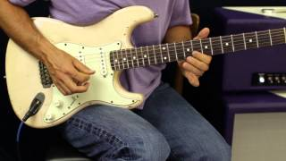 Pink Floyd - Shine On You Crazy Diamond  - Guitar Lesson - Part 2