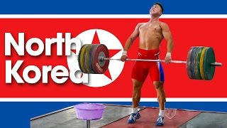 North Korean Men