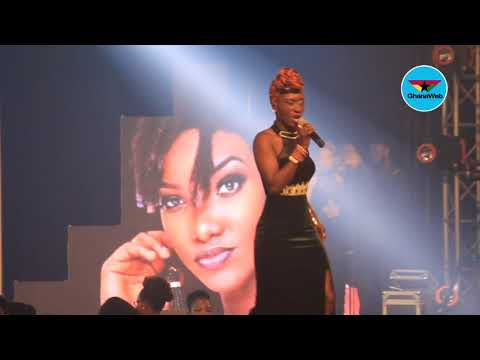 Female artistes perform Ebony's songs at 3Music Awards