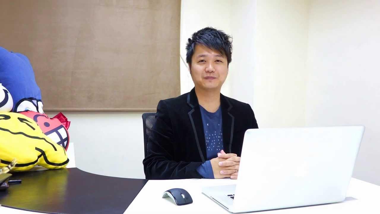 香港高登CEO林祖舜2014農曆新年賀詞 - YouTube