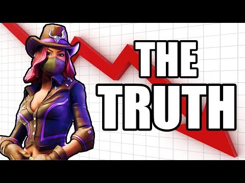 """The Truth Behind """"Fortnite is Dying"""""""