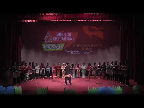 Indonesian Cultural Days 2018 #1