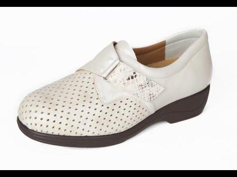 33d1f74a7cae1 Zapatos para pies delicados y diabéticos - Primavera Verano 2017 ...