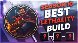 ONE SHOT LETHALITY GRAVES IS BACK! (SEASON 10)| League of Legends