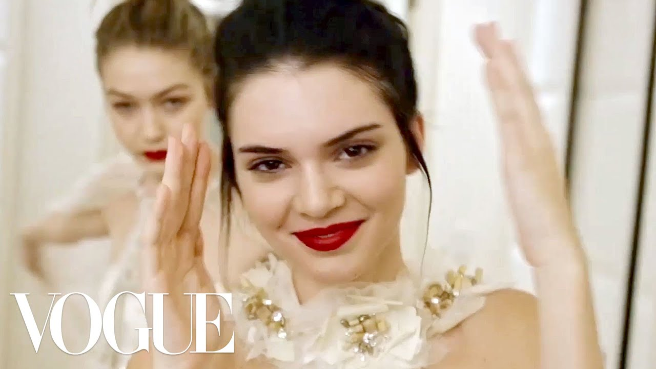 Kendall Jenner's Best Moments With Vogue