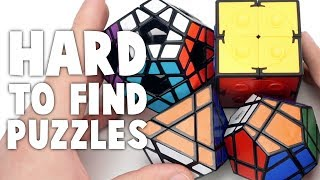 Unboxing Some Hard to Find Puzzles! | WitEden.com