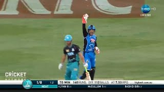 Adelaide Strikers V Brisbane Heat, Bbl|07