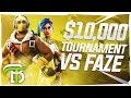 FaZe Tfue & FaZe Cloakzy vs Nadeshot & BigT (Fortnite Friday Tournament)
