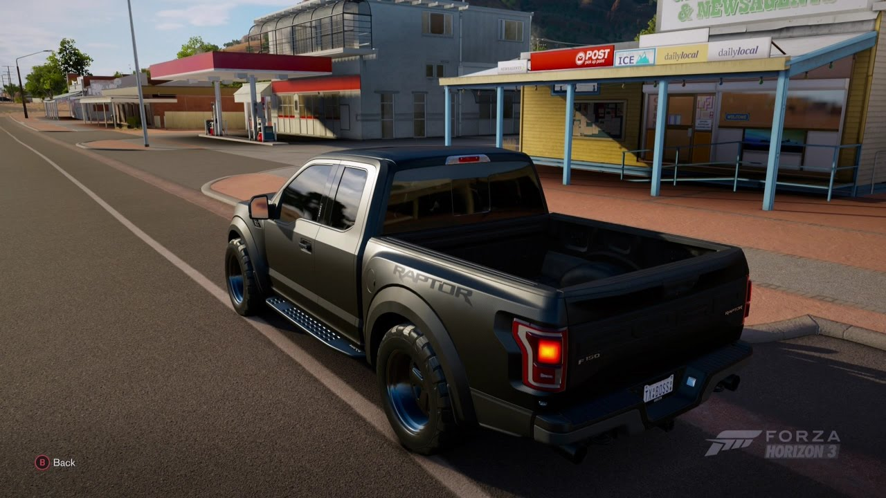 Forza Horizon 3 900 Hp 2017 Ford F 150 Raptor Street Truck Build