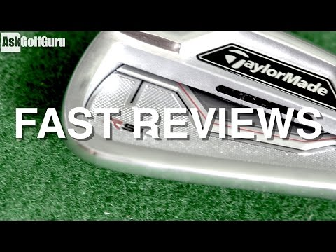 TaylorMade RSi2 Irons Fast Review