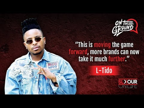 On The Ground: L-Tido Hilariously Explains Which Products He Would Endorse