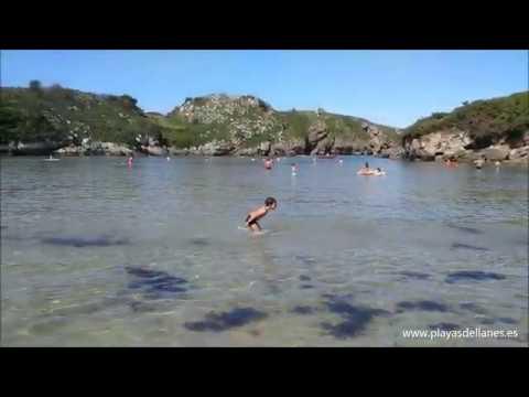 Playa de Poo: la mejor playa de Llanes para ir con niños