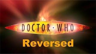 31 Doctor Who Theme -- Album Version Reversed Resimi