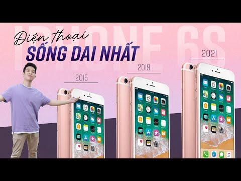 iPhone KỶ LỤC SỐNG DAI chỉ hơn 2 triệu: iPhone 6s - Đáng hay không?