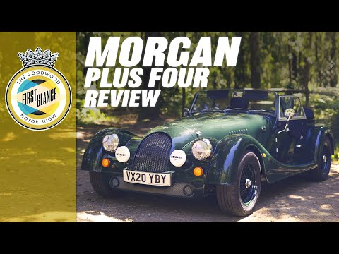 Road Review: Morgan Plus Four